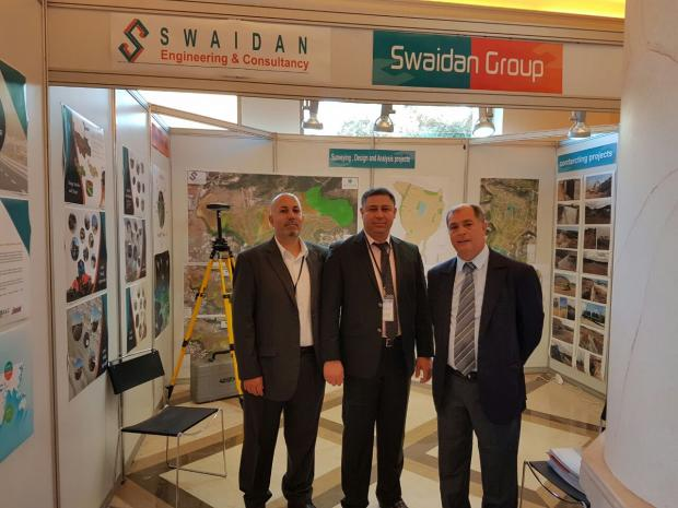 Topographs Conference 2016 swaidan group